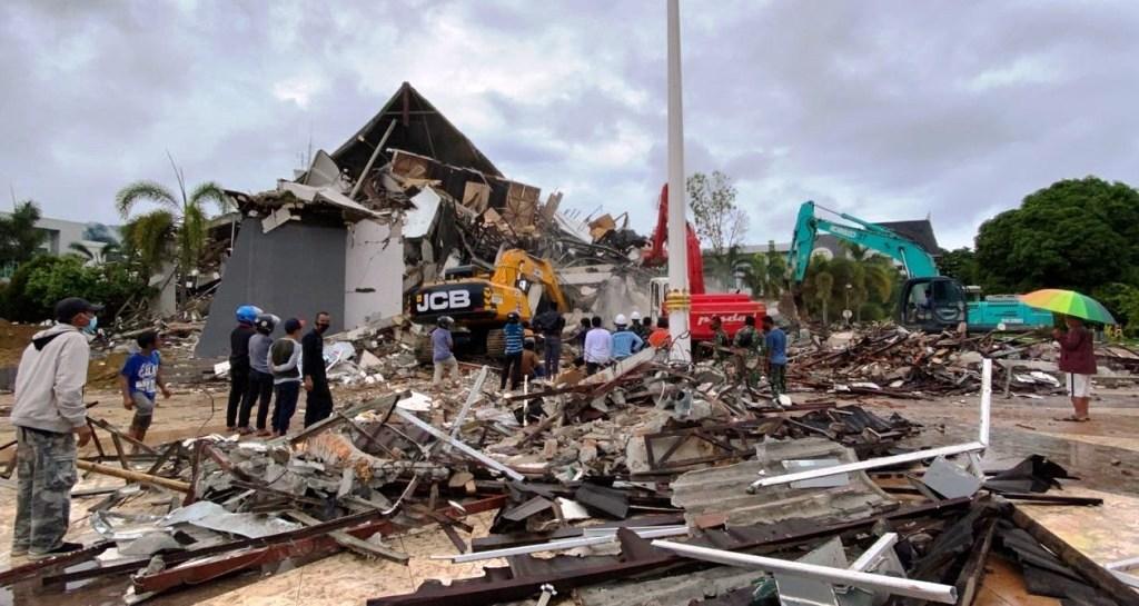 Gempa Sulawesi Tengah Hari Ini Capai 384 Orang
