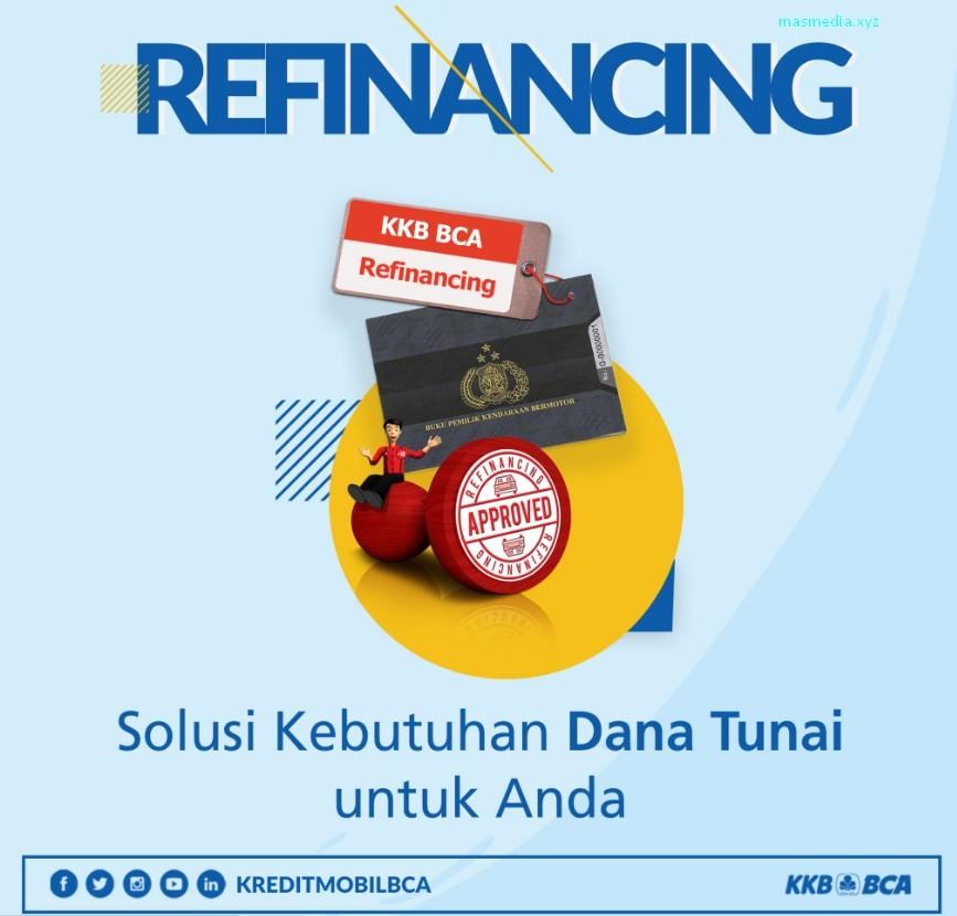 Refinancing BCA, Kredit Multiguna Sejuta Keuntungan