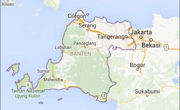 Video Detik-detik Kekuatan Gempa Banten M 6,9
