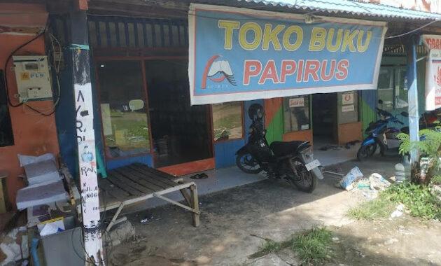 Toko Buku Papirus Berdiri Sejak 1993 di Makassar