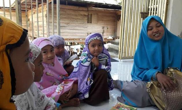 Kampung Mualaf di Desa Makkula