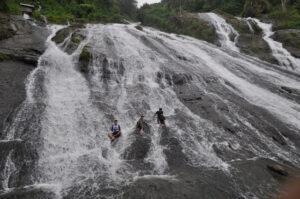Air Terjun Kaba-kaba Pinrang