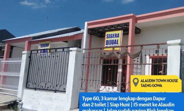 Rumah Baru di Taeng