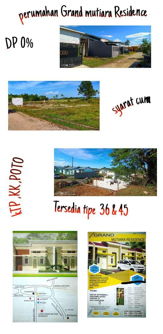 Jual tanah Kavling di Gowa