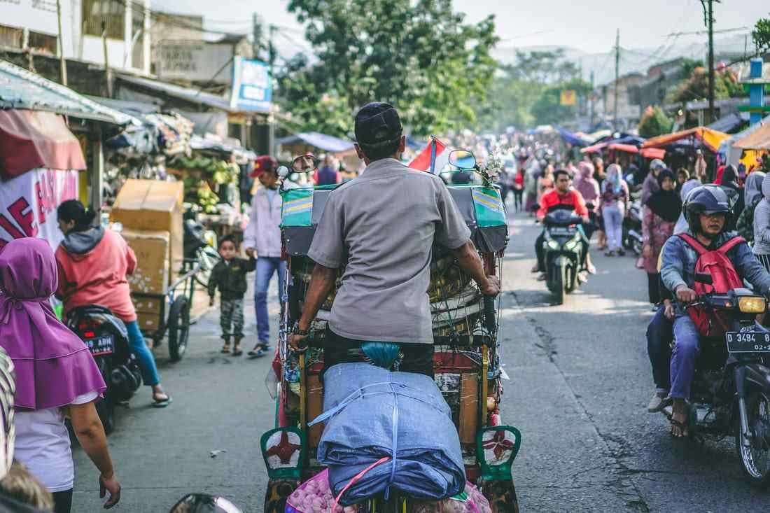 Asal Usul Nama Indonesia, Ditemukan Orang Inggris