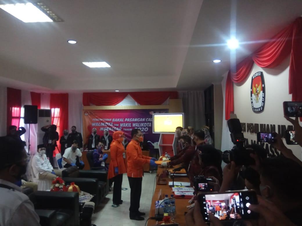 Calon wali kota Makassar