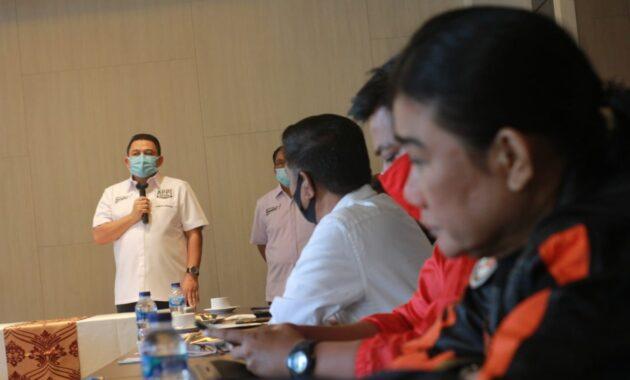 Pemuda Pancasila Sulsel Siap Menangkan Appi-Rahman