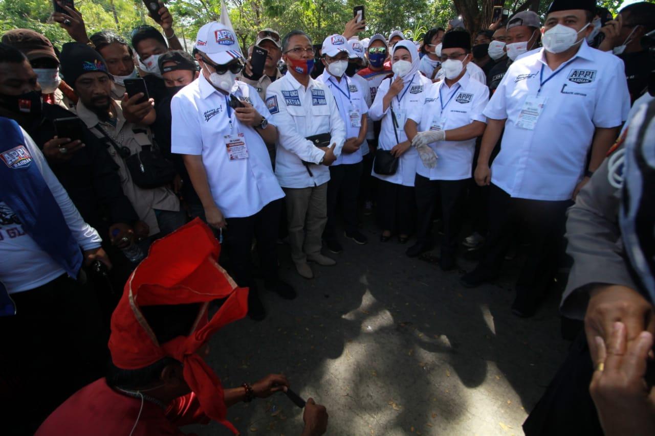 KPU Makassar: Dokumen Appi-Rahman Lengkap dan Sah