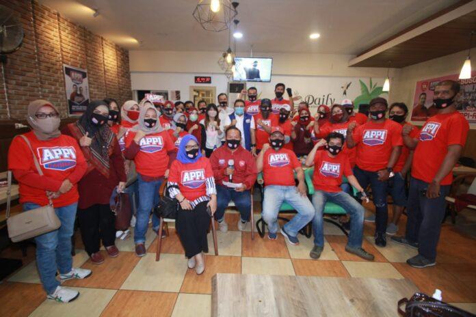 Alumni Unhas Bersatu di Temanna Appi Dukung Appi-Rahman
