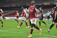 Arsenal vs Dundalk Menang Telak 3-0 atas Dundalk, Begini Skenarionya!