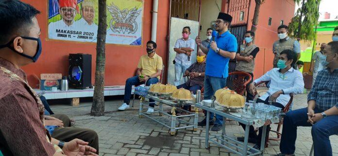 Pernah Jadi Atasan Irman YL di Gowa, Mustamin Kuti Turun Tangan Menangkan IMUN di Pilwali Makassar