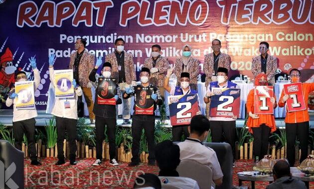 Legislator Jadi Gladiator di Pilwalkot Makassar 2020