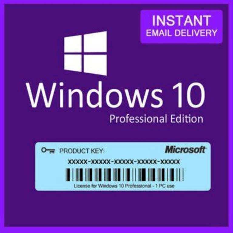 Cara Mendapatkan Product Key Windows 10 Pro Gratis
