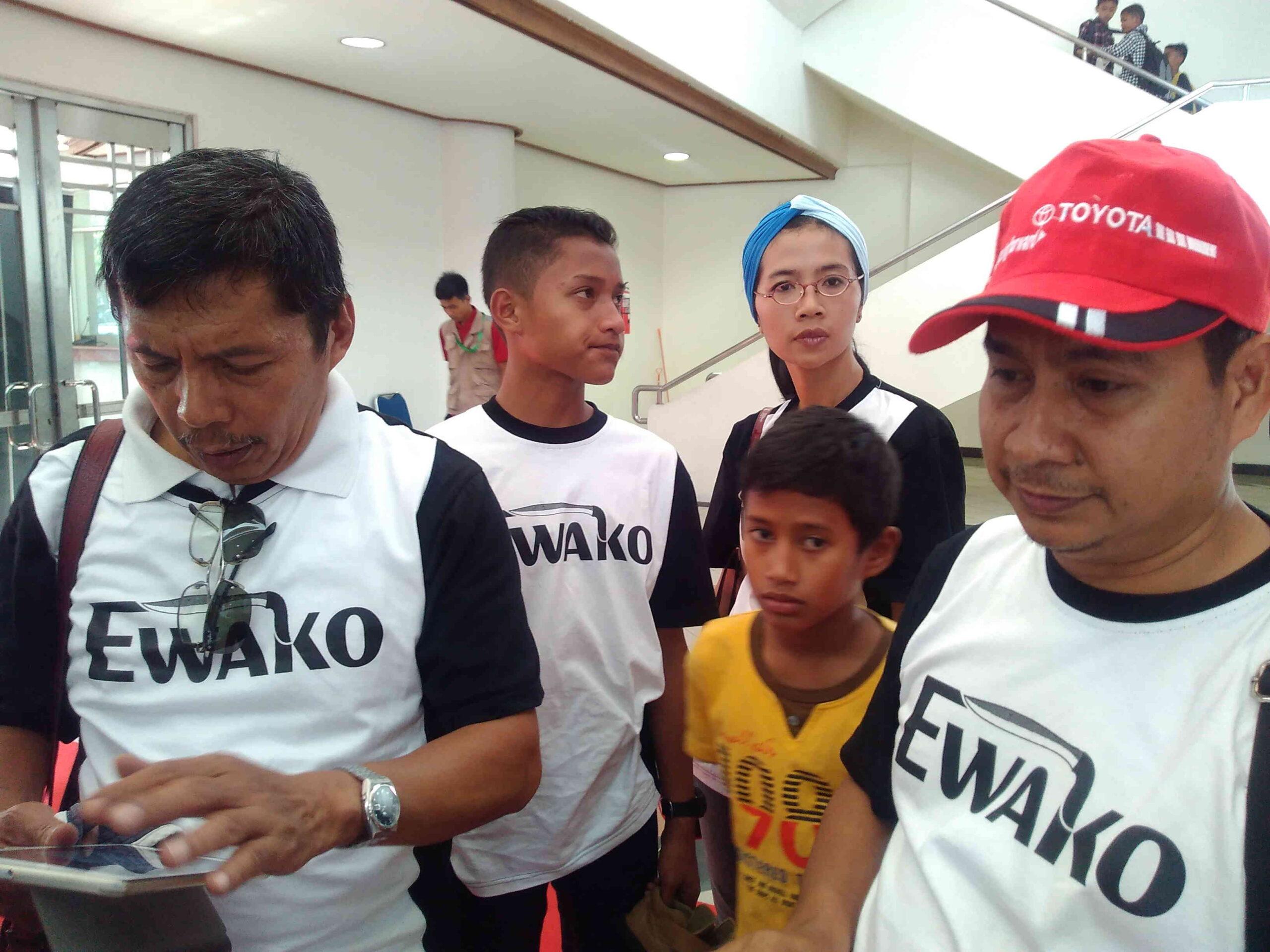 KKSS Jabar Selalu Dukung Atlet Sulsel