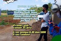 Jual Tanah di Makassar dan Tanah Kavling di Gowa