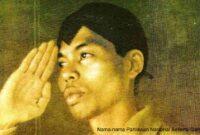 Nama-nama Pahlawan Nasional Beserta Gambarnya