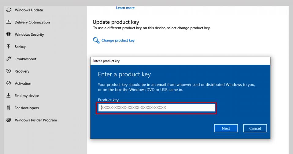 Aktivasi Windows 10 Pro dengan 2 Trik
