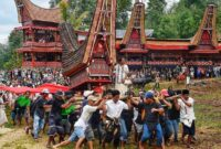 Tana Toraja Death Rituals, The Rambu Solo Ceremony