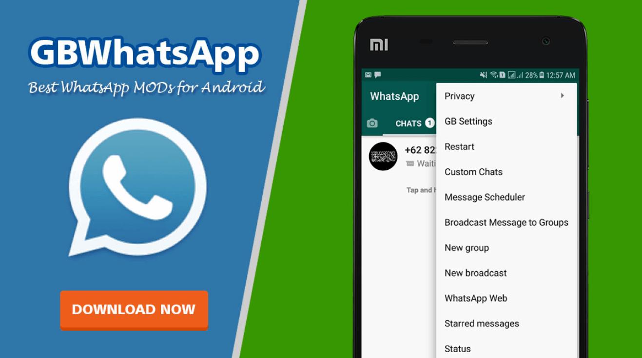 Cara Menggunakan GBWhatsApp Pro di Android