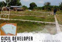 Tanah Kavling Gowa Makassar Hanya Rp15 Juta