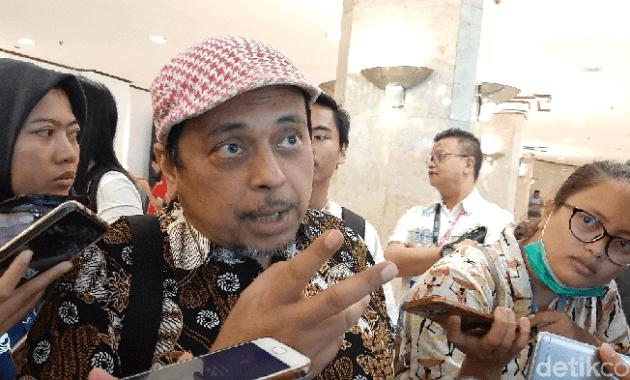 Haikal Hassan FPI Jadi Trending Topic, Akun Twitter Hilang
