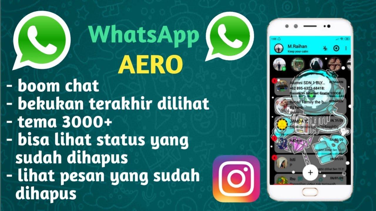 WhatsApp Aero Apakah Aman, Berbahaya atau Lemot? Ini Keunggulannya