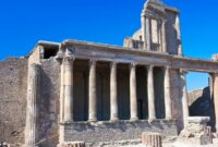 Archaeological Site Pompeii Italy, Pompeii Movie and Why is the Archaeological Site of Pompeii so Important