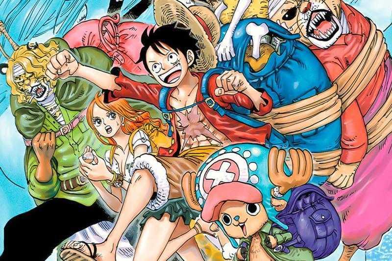 Anime One Piece 950, LINK Nonton Penaklukan Penjara Udon oleh Kru Bajak Laut Topi Jerami