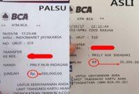 Cara Edit Bukti Transfer M Banking BCA yang Penting Diketahui