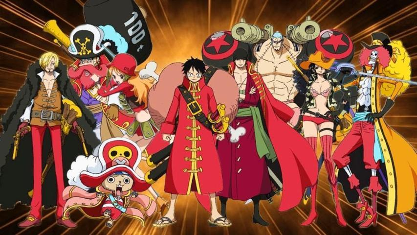 Film Z One Piece