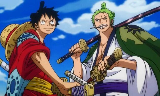One Piece the Movie 1 Manga Terpopuler Versi TV Asahi, One Piece dan Slam Dunk Jadi Jawara