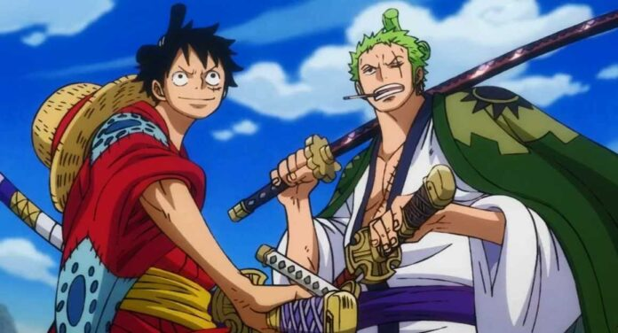 One Piece the Movie 1 Manga Terpopuler Versi TV Asahi, One Piece dan Slam Dunk Jadi Jawara