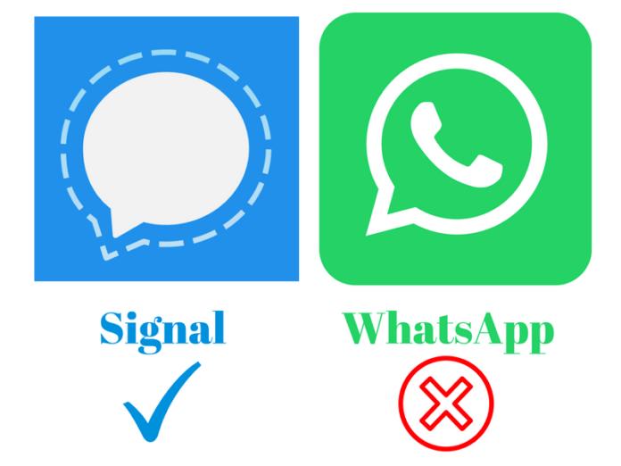 Apa Itu Aplikasi Signal yang Diklaim Bisa Gantikan WhatsApp karena Wajibkan Pembaruan Pengguna