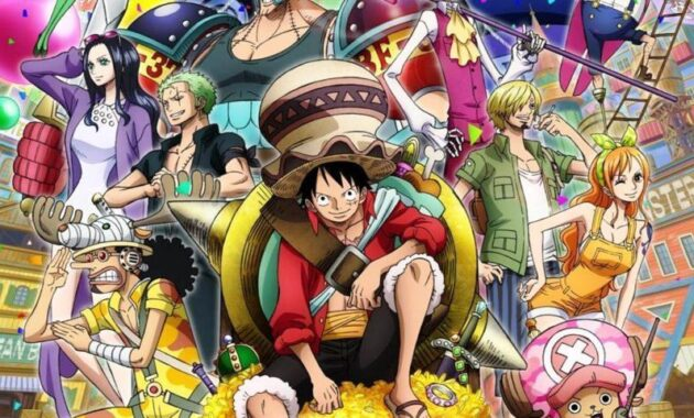 One Piece Sub Indo Terbaru Gagal Tayang Pekan Ini
