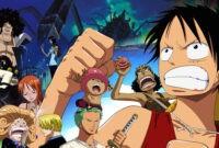 Ulasan Manga One Piece 1001 Spoiler