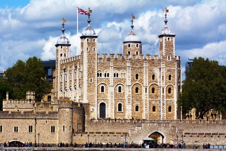 Famous Tourist Attractions In London England