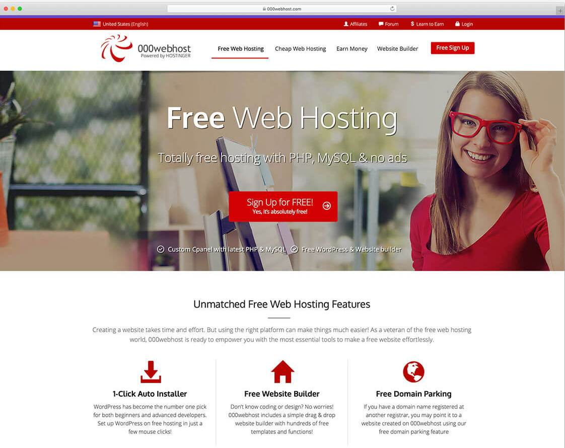 Domain dan Hosting Gratis Selamanya Seumur Hidup