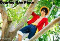 Cosplay One Piece Luffy, Penampilan Gadis Cantik Ini Sangat Mirip