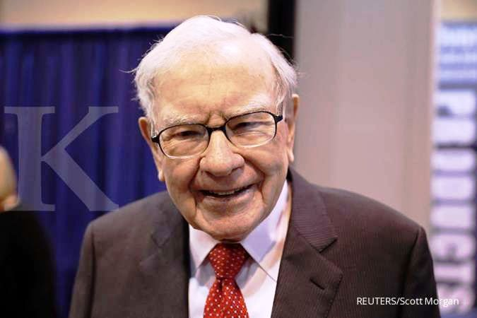 Warren Buffett sebut Bitcoin Bukan Investasi