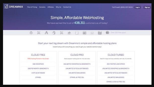 7 web hosting gratis terbaik untuk webs di Indonesia