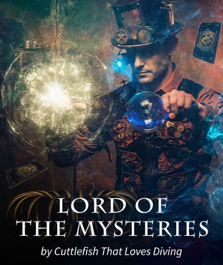 Lord of the Mysteries LoM Bahasa Indonesia