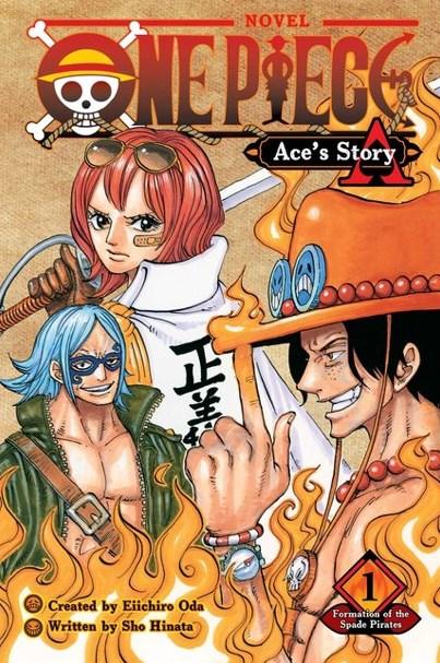 Novel Ace Vol.1 (Terjemahan Bahasa Indonesia)