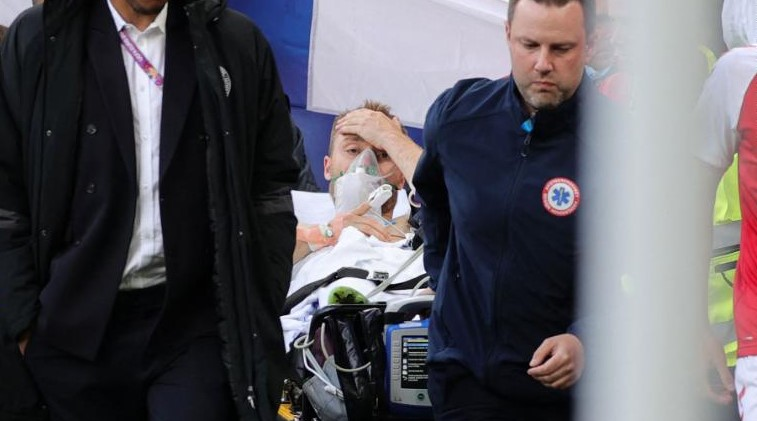 Christian Eriksen in stable problem after collapsing throughout Denmark's Euro 2020 suit versus Finland