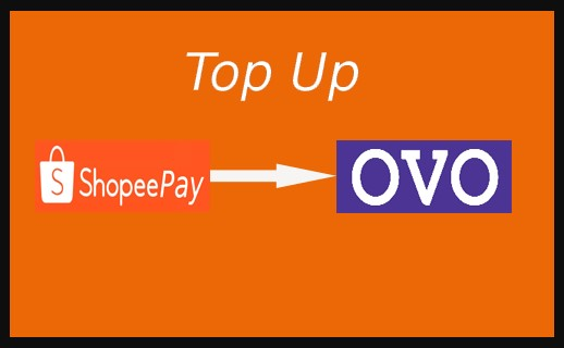 Top Up Shopeepay Lewat OVO, Transfer dari Linkaja ke Shopeepay