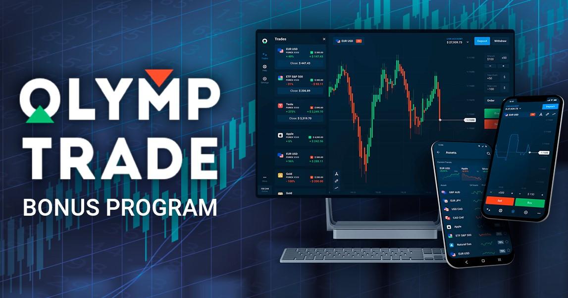 Cara Mendapatkan Deposit Gratis di Olymp trade
